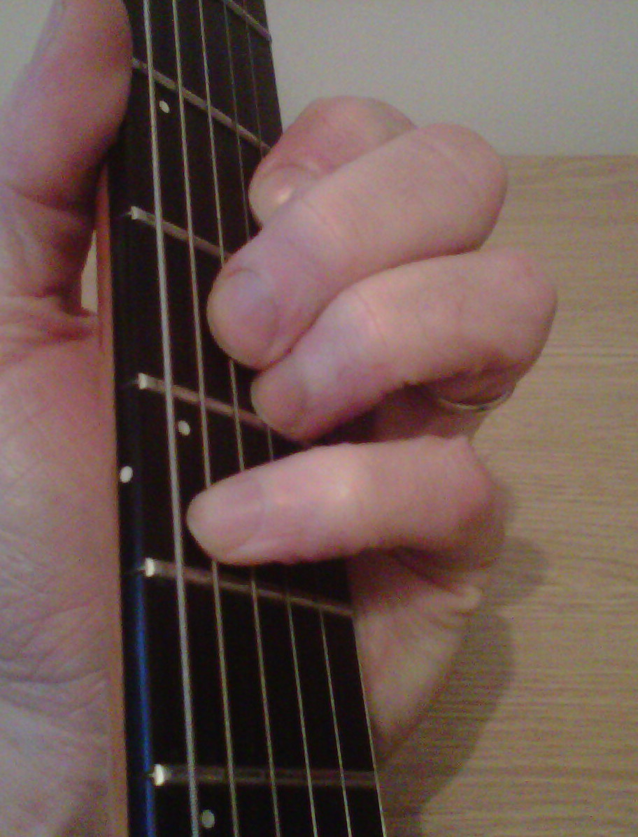 A New Guitar Chord Every Day D6 Guitar Chord