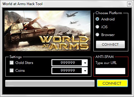 World at Arms Hack Cheat Coins Unlimited Gold Stars