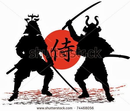 Il Caffè... col Giappone nel cuore, per sempre. I Samurai