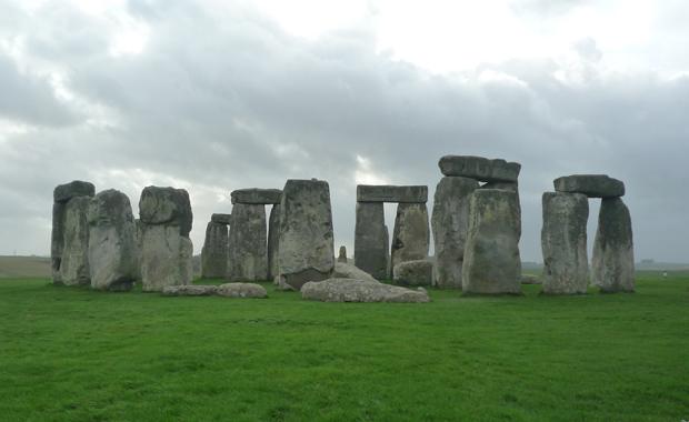Stonehenge Autumn