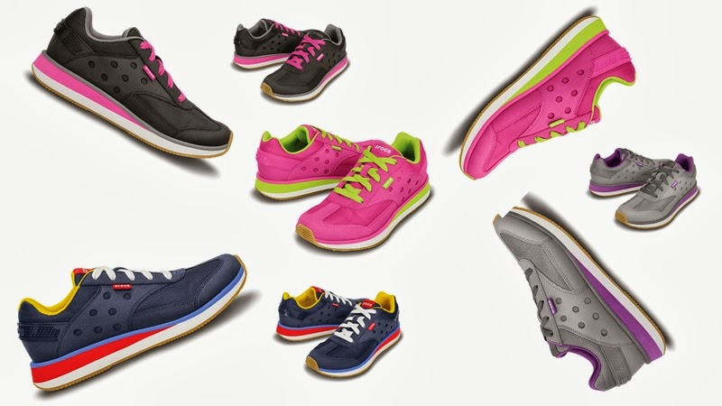 crocs retro sneaker shoes trend