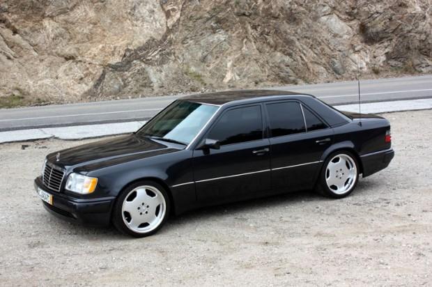 Mercedes benz blog mercedes benz 500e w124 for Mercedes benz 500e