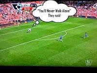 Ketika YNWA-nya Liverpool Tidak di Pihak Mignolet