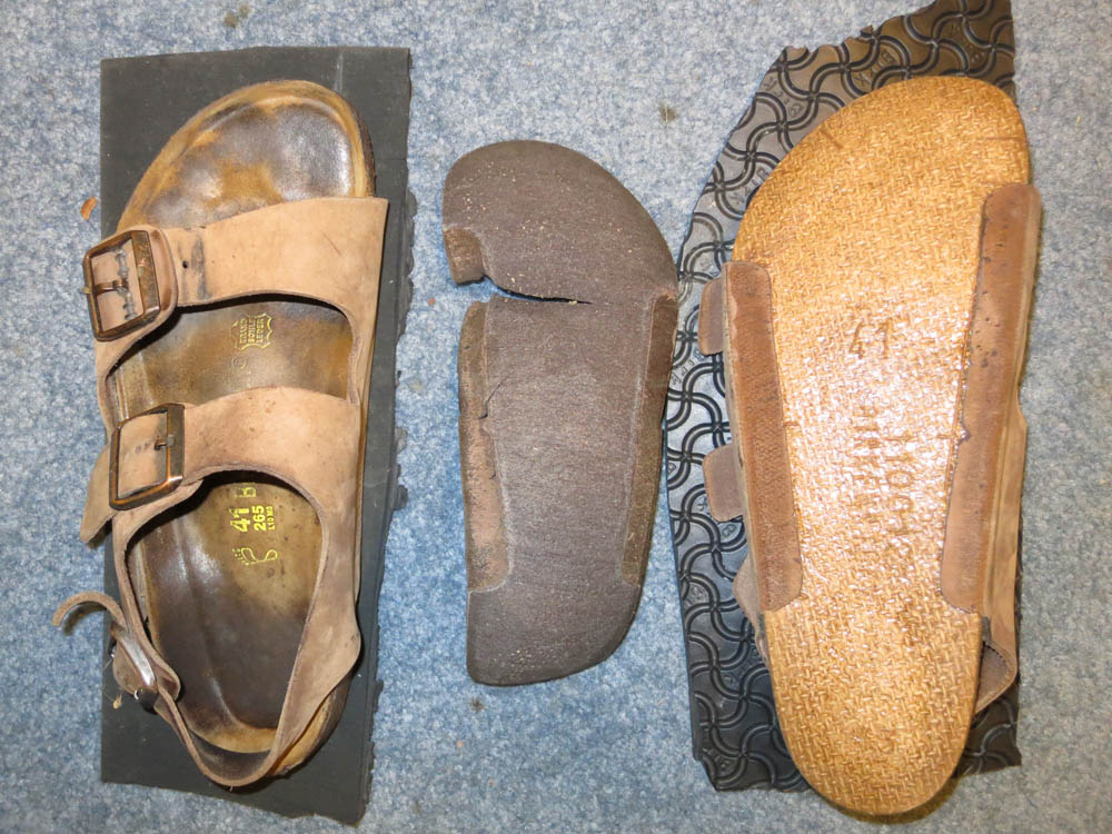 how to clean white shoe soles foam