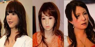 5 Robot yang mirip Wanita yang pintar dan Cantik