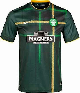 baju bola Celtic away terbaru musim 2014/2015, jual online Celtic away terbaru grade ori