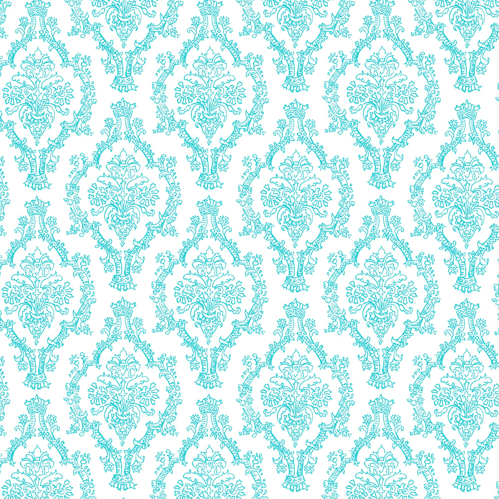 Intrepid image inside printable pattern