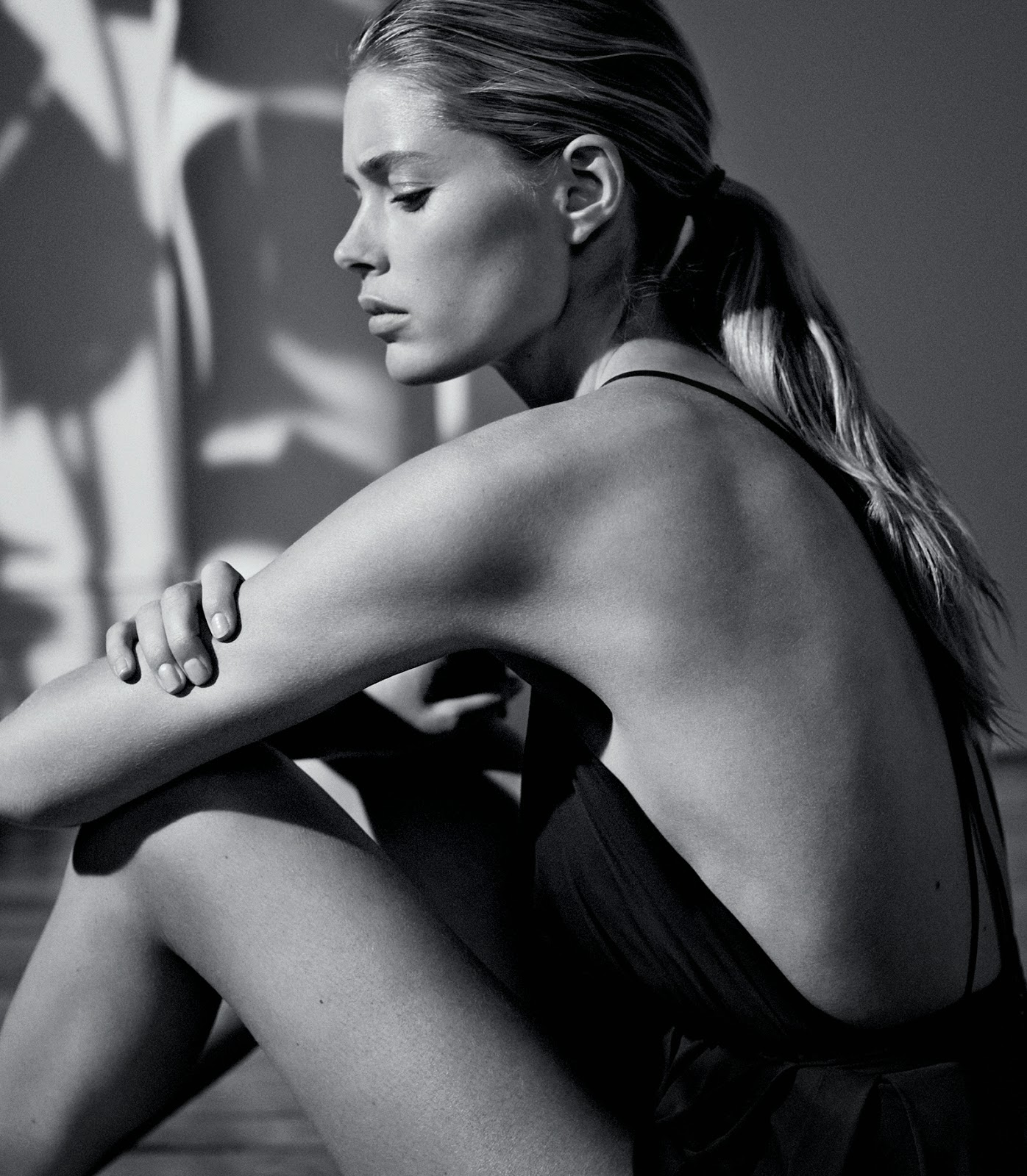 Doutzen Kroes by Josh Olins for WSJ Magazine March 2015
