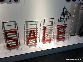 оформление распродажи