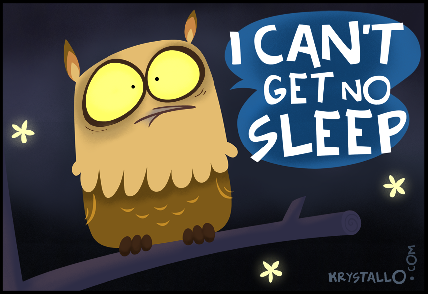 Can sleep