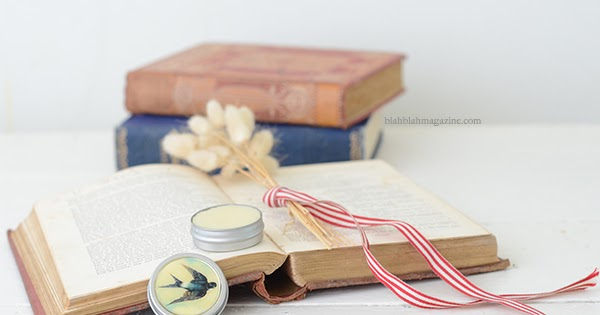 DIY Perfume Balm (Guest Post by Cybele)