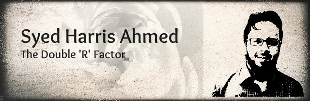 Syed Harris Ahmed