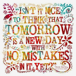 No Mistakes Tomorrow