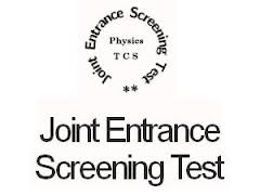 Joint Entrance Screening Test (JEST) 2013 : On February 17, 2013