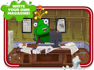 Write your own Binweevils Magazine