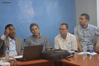 بيان اللجنة الإدارية الوطنية للشبيبة العاملة المغربية