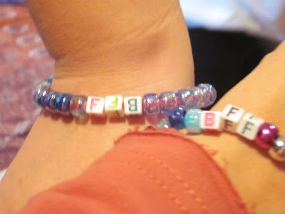 best friends forever bracelets