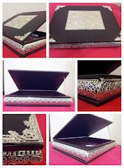 Modern Arabian Hantaran Box