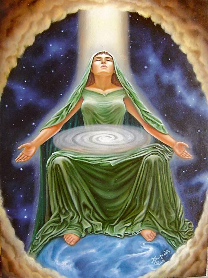 El Brujo Shiva: Oración Diaria del Servidor de la Diosa