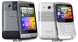HTC Salsa e ChaCha