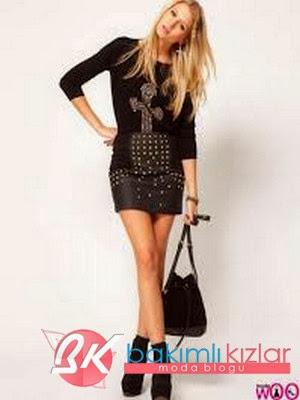 Yeni Moda Bayan Kısa Etekleri