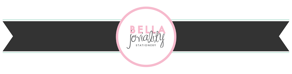 Bella Joviality Stationery