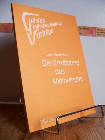 Udo Renzenbrink: Die Ernährung des Kleinkindes