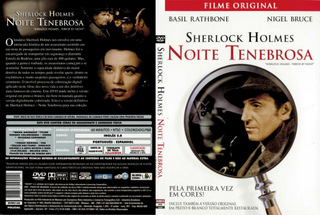 SHERLOCK HOLMES - NOITE TENEBROSA - COLORIZADO