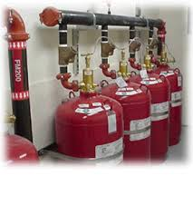 emergency respon fire suppression