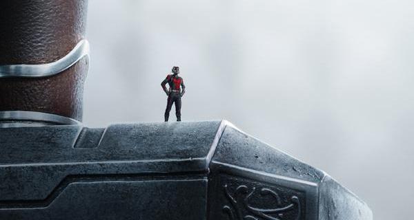Ant-man y Thor 2015