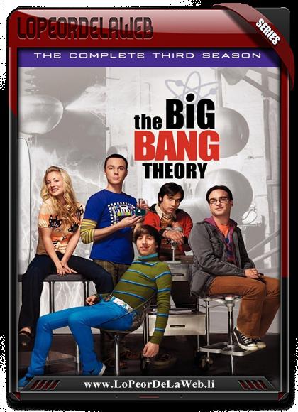 La Teoria del Big Bang - Temporada 3 - 720p - Latino [Mega]
