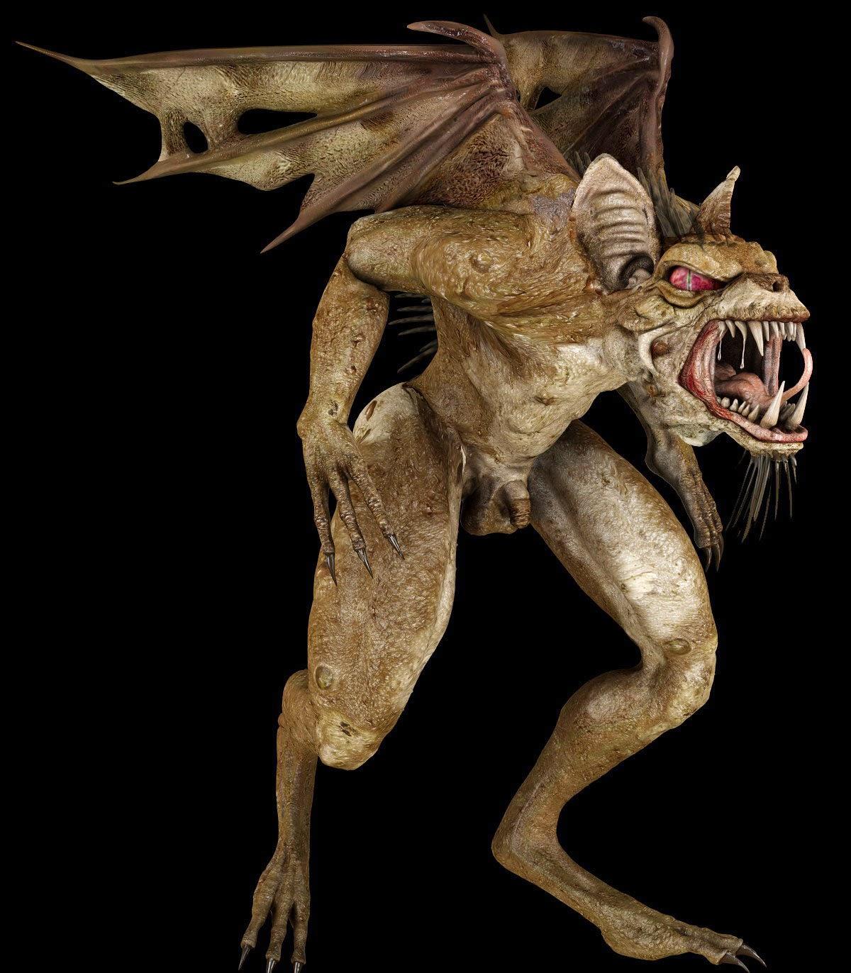 Mythical Creatures Chupacabra