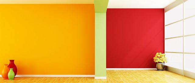 Bloques de color en la pintura de pisos