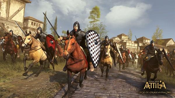 Spesifikasi PC Untuk Total War: Attila - Age of Charlemagne