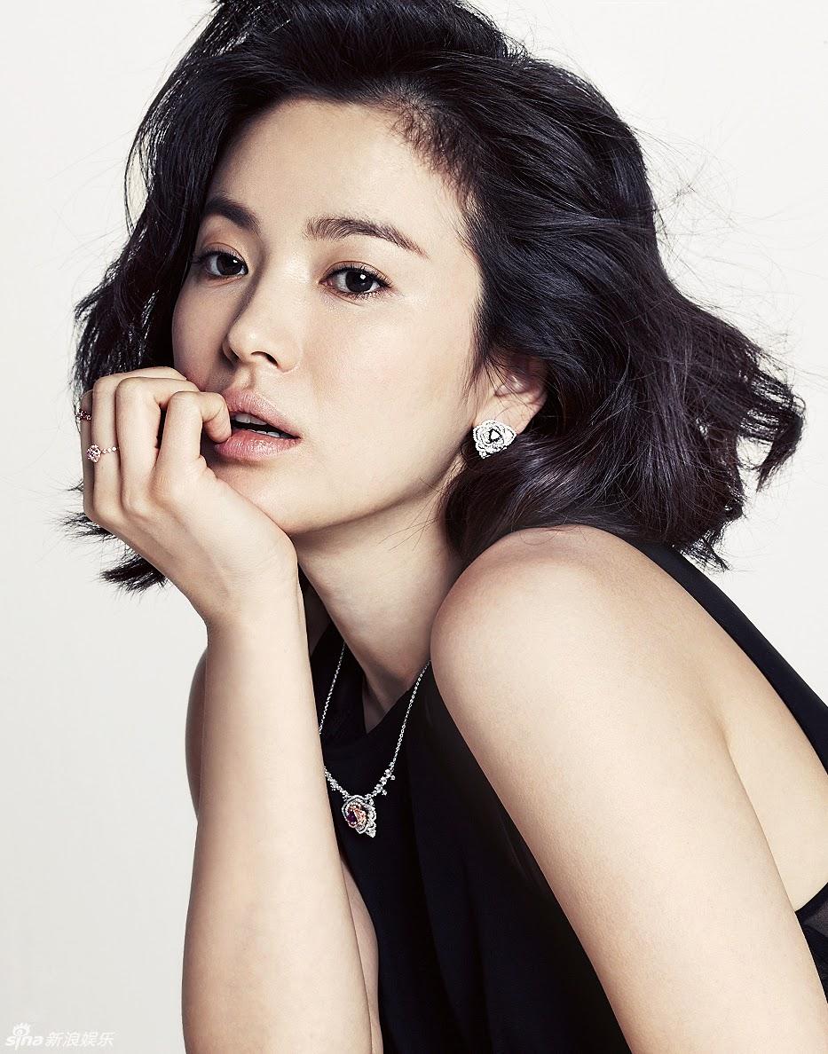 Song Hye Kyo J.ESTINA