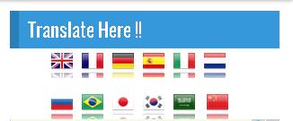 Cara Membuat Widget Translate Blog Terbaru