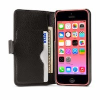 Custodia Sena Antorini Wallet per iPhone 5c