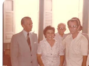 POSSE DO 1º MANDATO DE PREFEITO DE ARNLADO GARCEZ (1983)