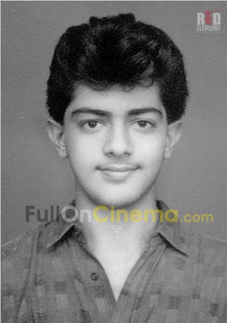 Ajith childhood photos jpg