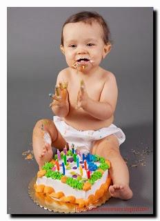 Joyeux anniversaire mon bébé