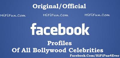 Official Facebook Profiles