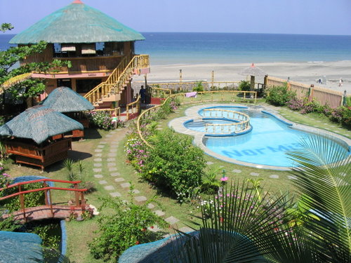 Normi2 39 S Beachfront Resort San Juan La Union Island Philippines