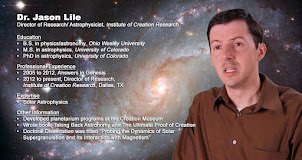 Dr. Jason Lisle - Part 1 - God's Creation is Supported by the Evidence