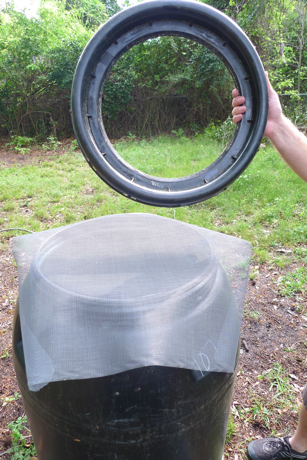 Better Than Never How To Make A Rain Barrel
