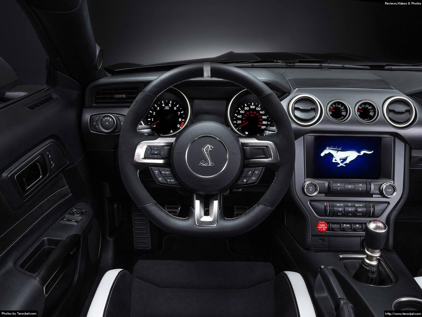 Hình ảnh xe ô tô Ford Mustang Shelby GT350R 2016 & nội ngoại thất
