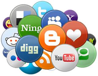 Pasang Widget Social Bookmark di Blog