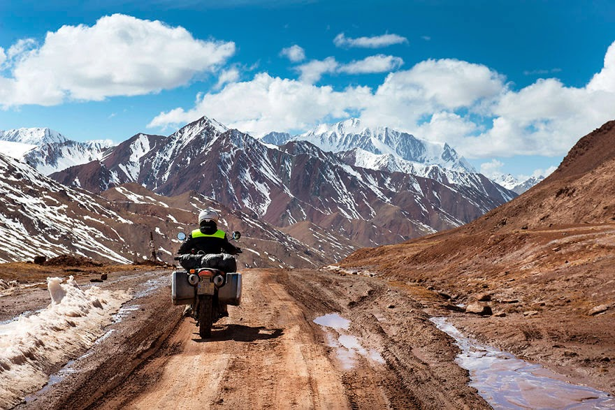Tajikistan - We Quit Our Jobs And Took A Moto Adventure From The Netherlands To Mongolia