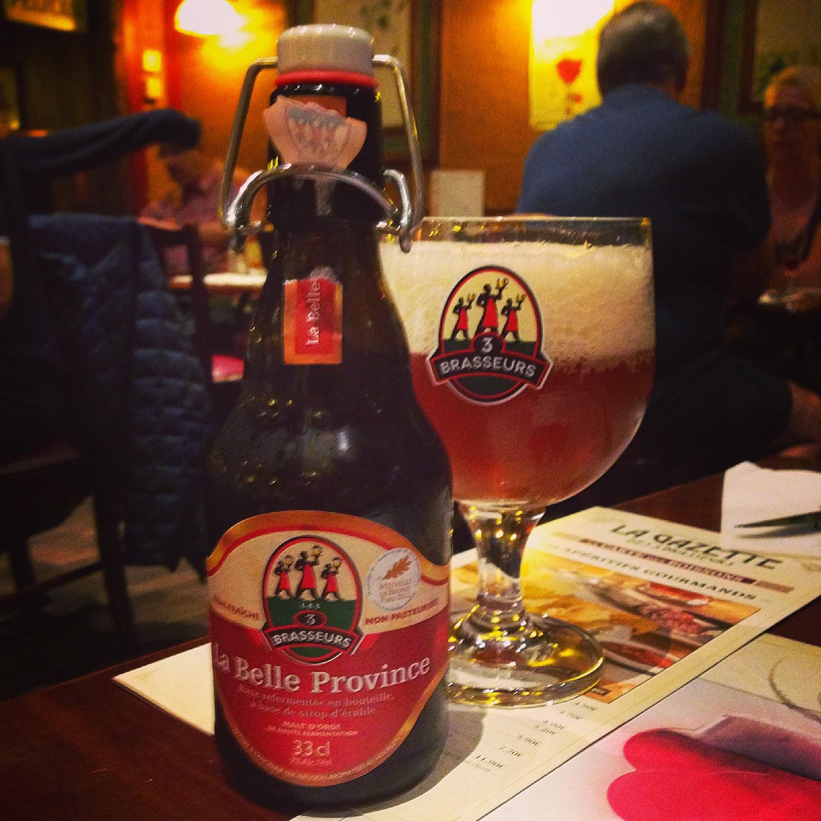 Get beer drink beer september 2014 for Cocktail 3 brasseurs