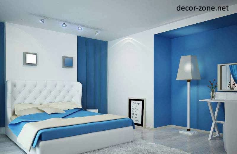 Blue bedroom ideas designs furniture accessories paint for Bedroom designs and colours