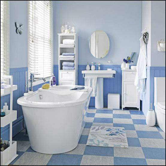 Vitrified Tiles Flooring or Marble Flooring | Best Bathroom In Ideas